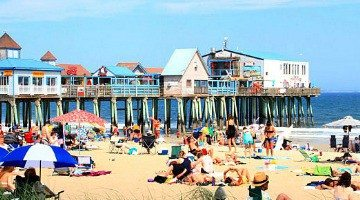 Best Beach Towns USA -Each with a Spectacular Stretch of Sand