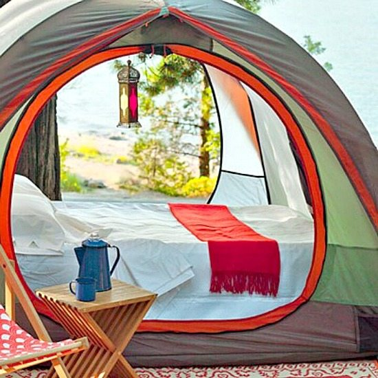 How to Create your own Glamping Experience