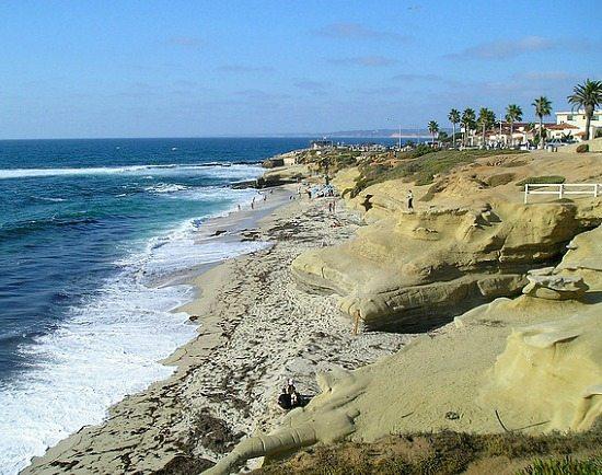 La Jolla Beach Cove