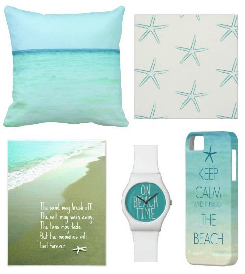 Beach Decor and Lifestyle Products by Beach Bliss Living
