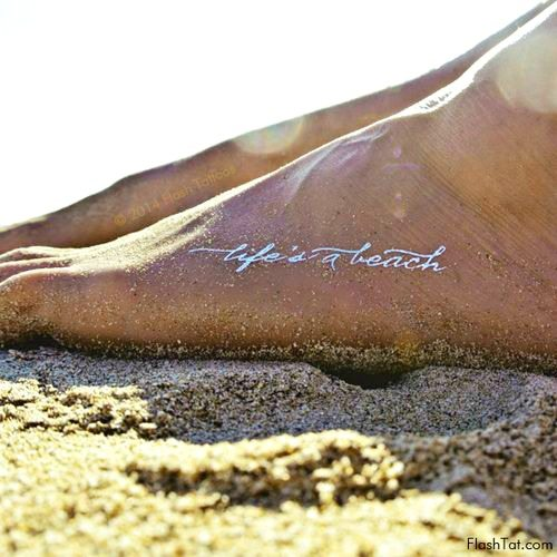 Beach Tattoos
