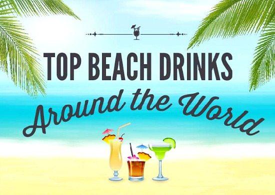 Summer Beach Drinks