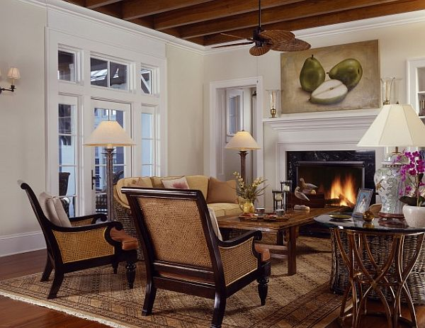 Caribbean-interior-design-with-British-Colonial-influences