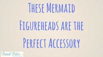 These Mermaid Figureheads are the Perfect Accessory