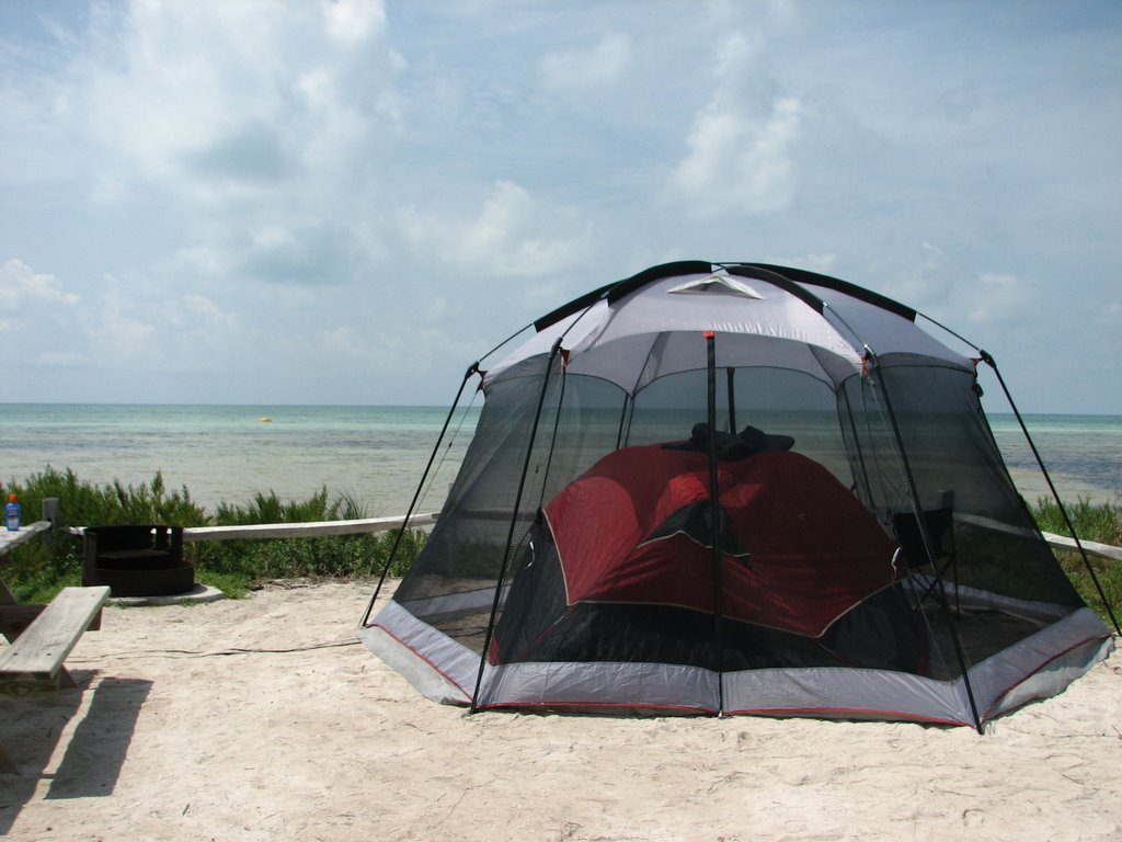 Tent Camping Sites In The Florida Keys