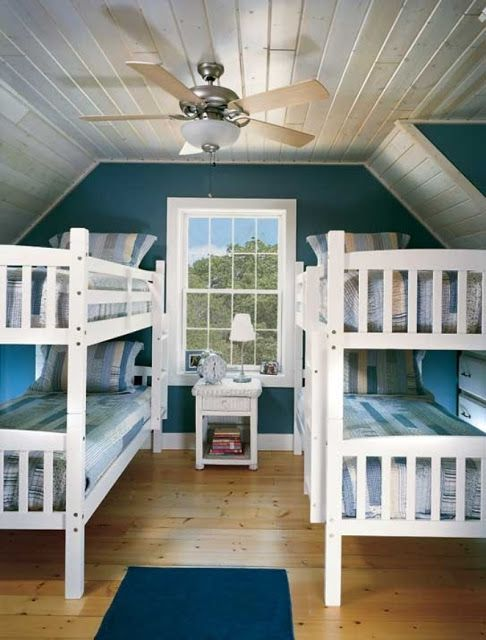 Spruce Up A Bedroom With These Creative Beach Bunk Beds Beach Bliss Living