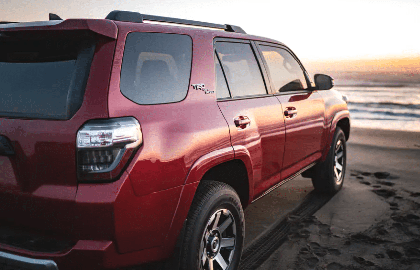Be authentic with the classic SUV that lasts forever.